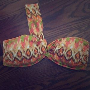 Laundry by Shelli Segal bikini top